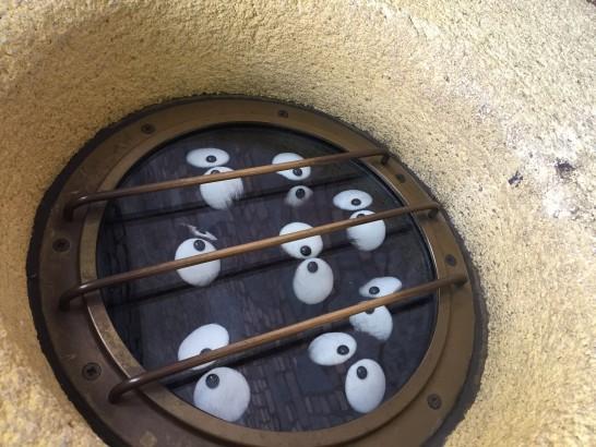 三鷹の森ジブリ美術館 ススワタリ(まっくろくろすけ)