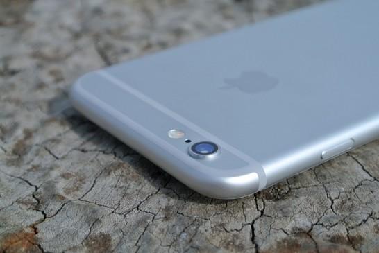 iPhone-6 シルバー